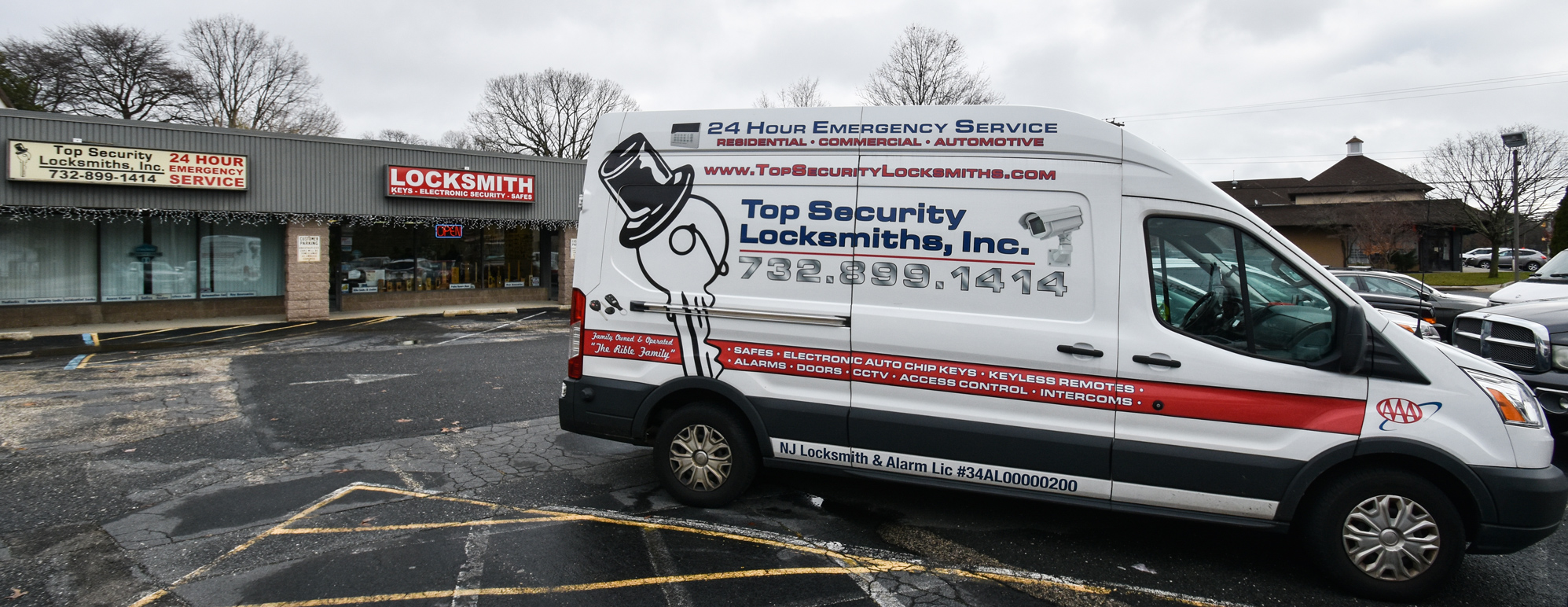 About Top Security Locksmiths Inc