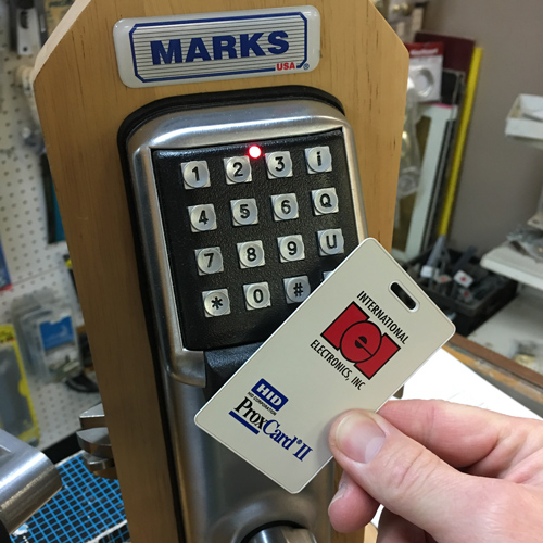 Key Card Locks