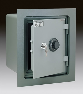 Wall-Mounted Concealed Safes